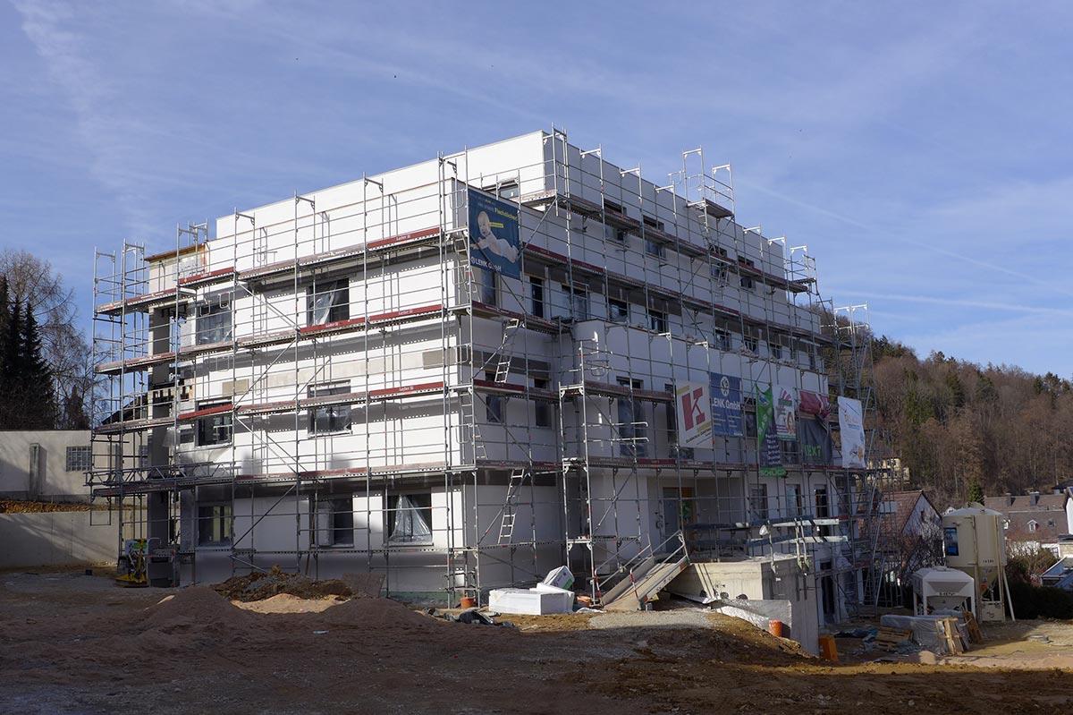 provobis immobilien pegnitz haus 1 bautenstand 10 Pro