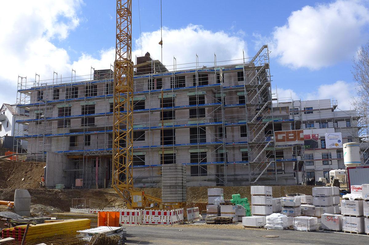 pegnitz haus 2 bautenstand Pro Vobis Immobilien
